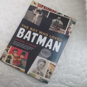 The Boy Who Loved Batman: A Memoir Hardcover